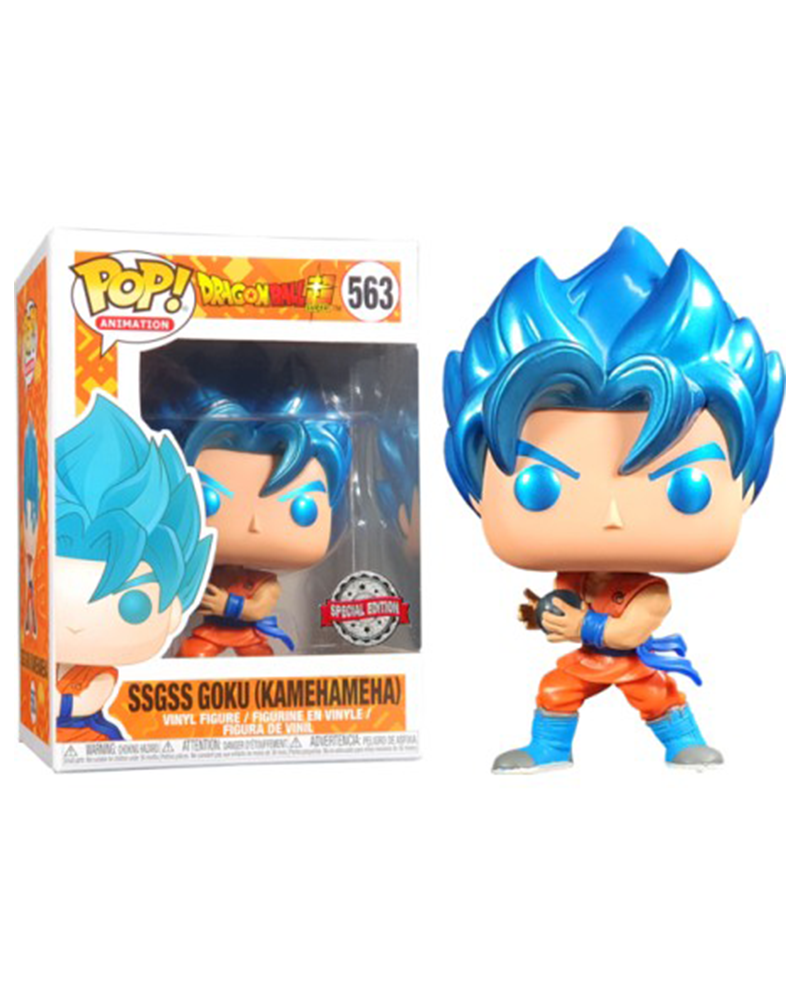 pop dragonballz 563 ex  ssgss goku 37691