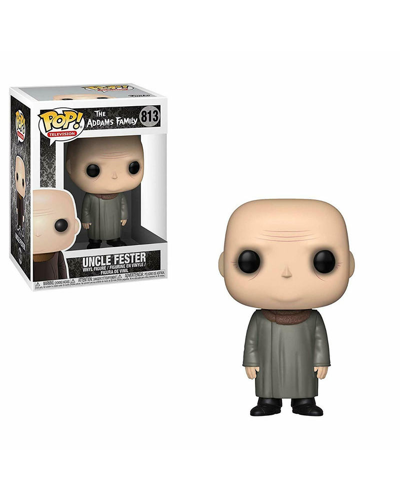 pop the addams family 813 uncle fester 39182