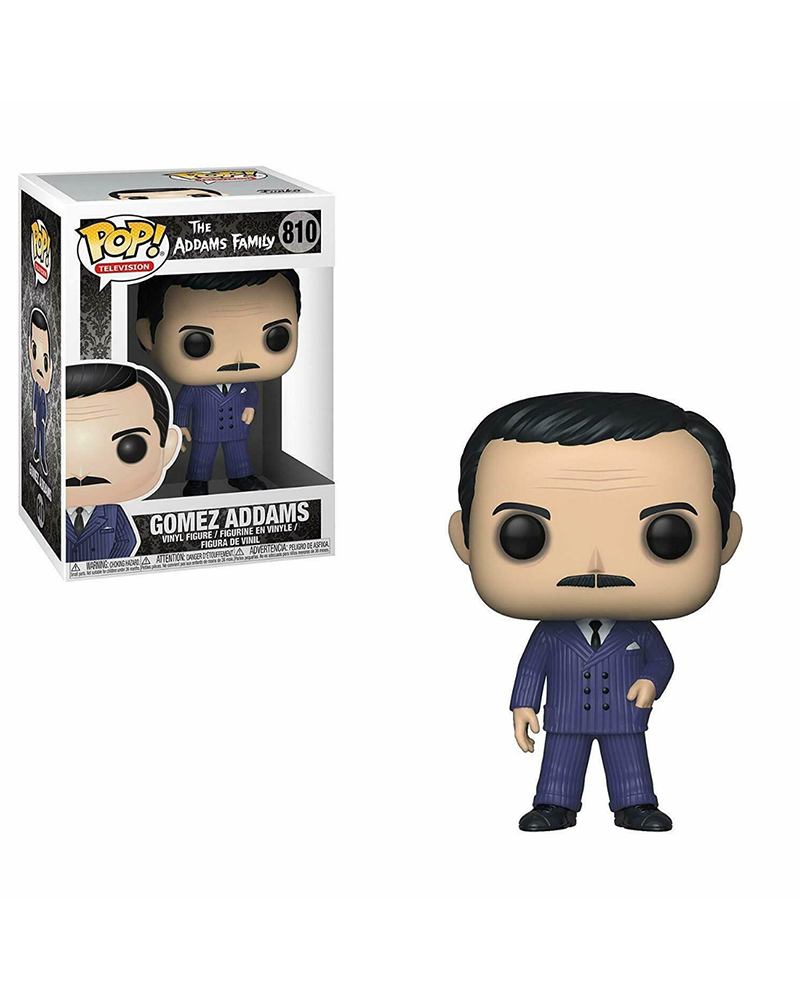 pop the addams family 810 gomez addams 39179
