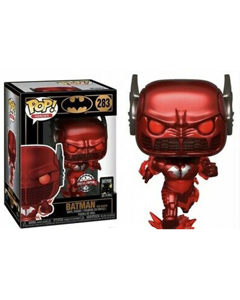 pop batman 283 se  batmam red death 40226