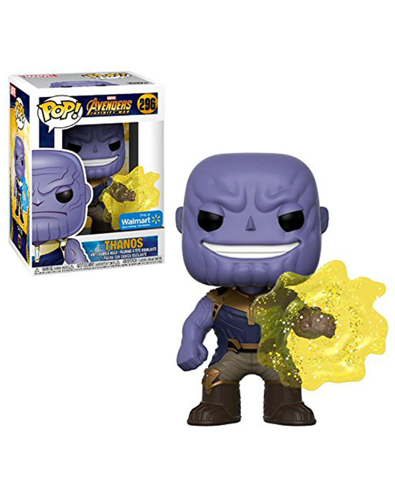 pop avengers i war 296 ex  thanos 26469