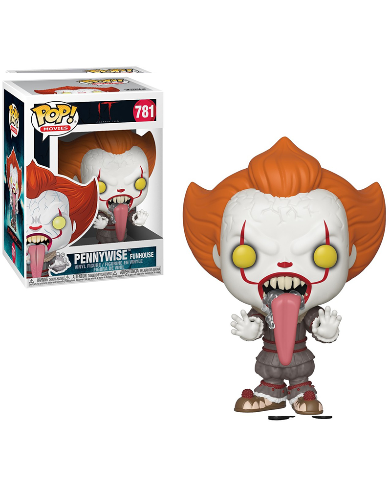 pop it 781 pennywise funhouse 40631