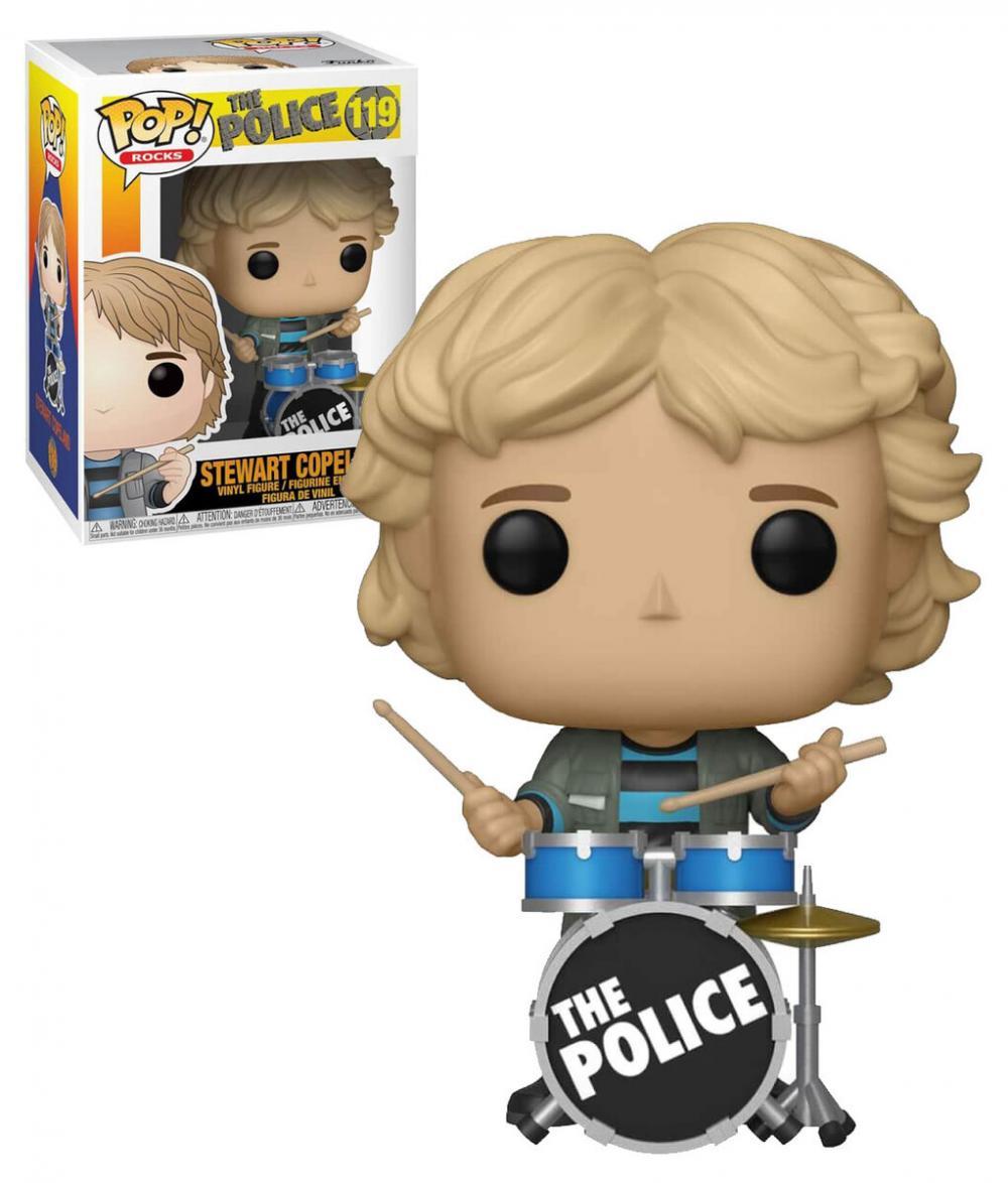 pop the police 119 stewart copeland 40089