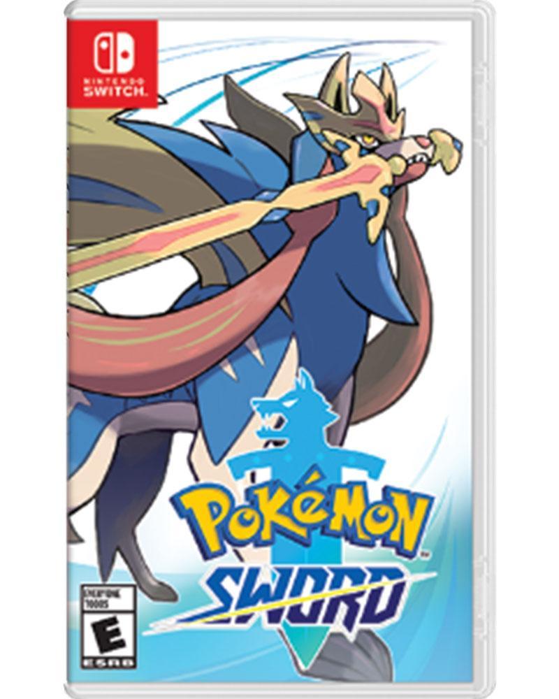 switch pokemon sword