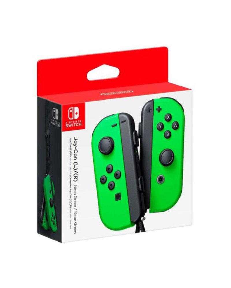 switch acs joy con green green  par