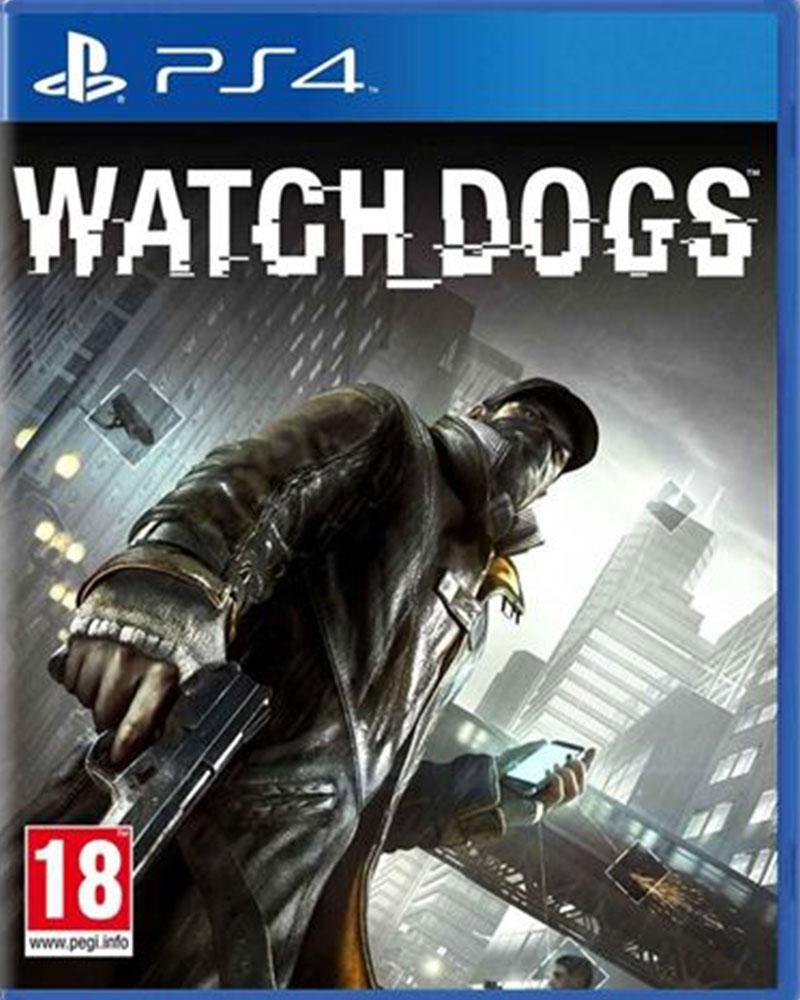 sony4 watch dogs