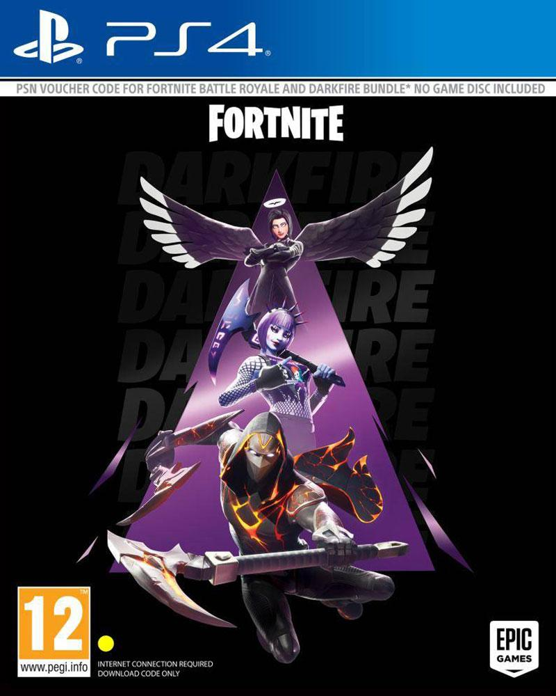 sony4 fortnite darkfire new