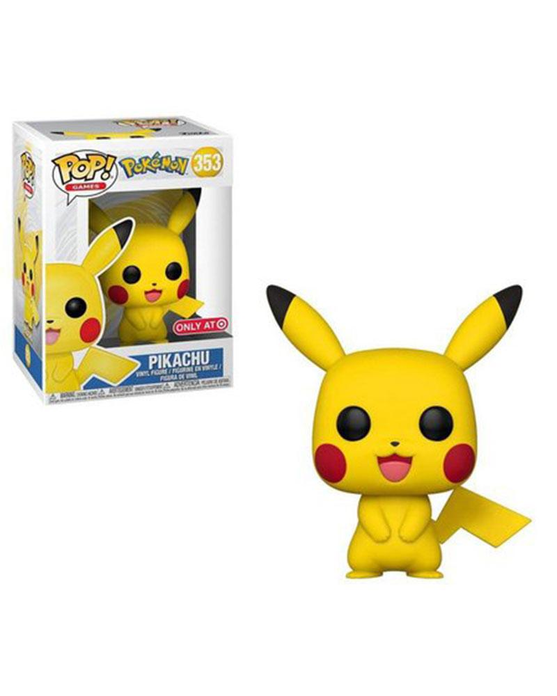 pop pokemon 353 ex  pikachu 31528