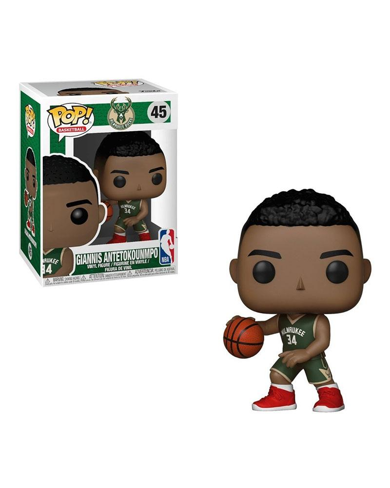 pop nba milwaukee bucks 45 giannis 34436