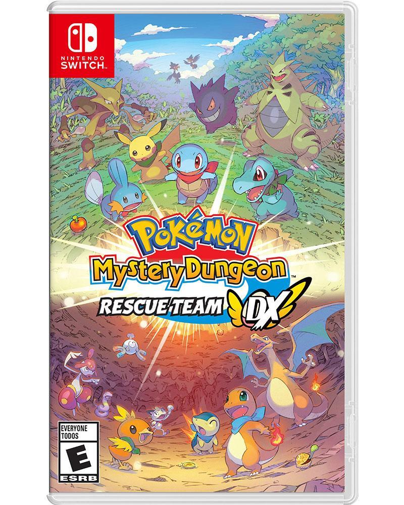 switch pokemon mystery dungeon