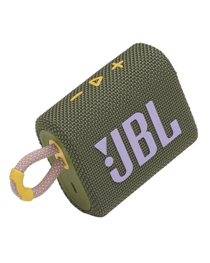jbl speaker go 3 verde